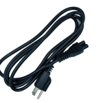 USA power cord, C5 Mickey Mouse