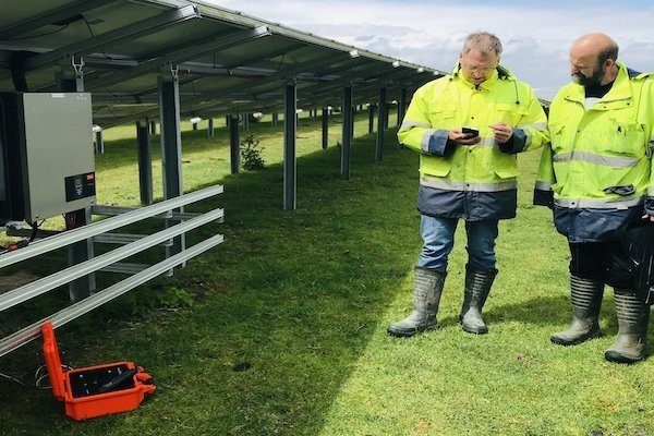 Solar PV asset operations and maintenance