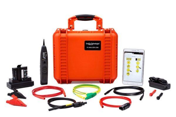 Z200 PV Analyzer EmaZys - all accessories